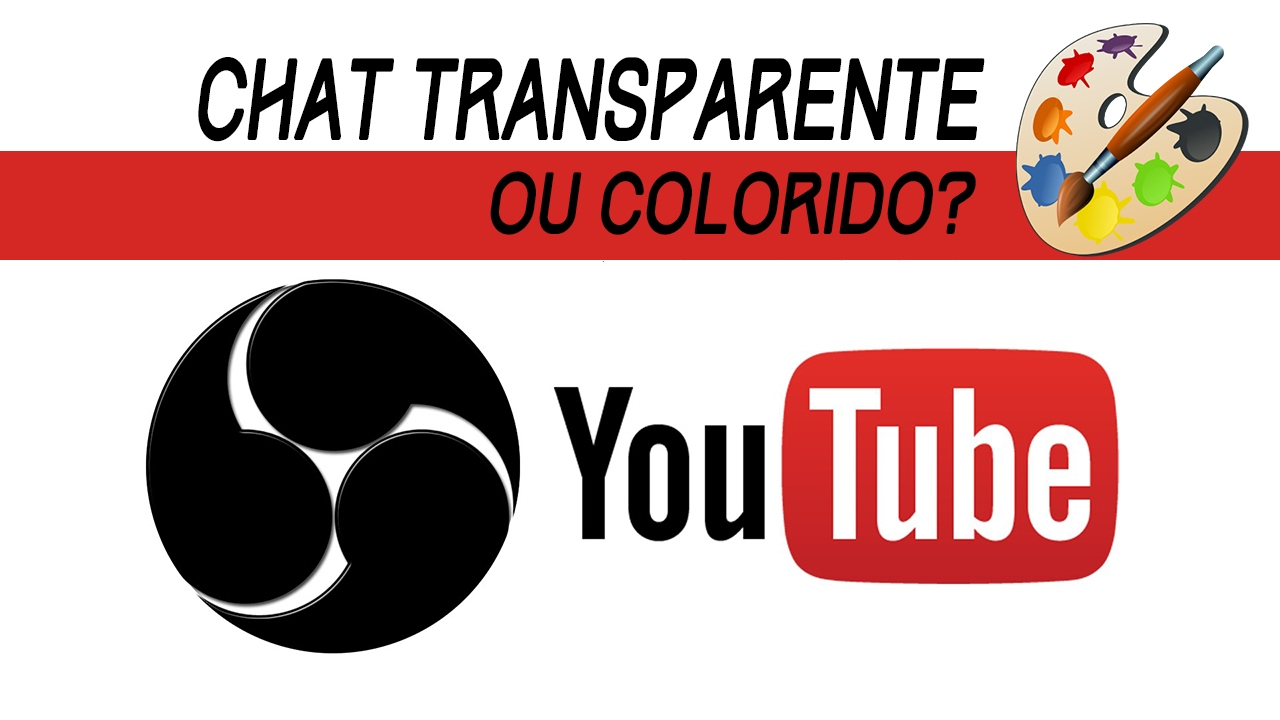 how to make youtube live chat transparent