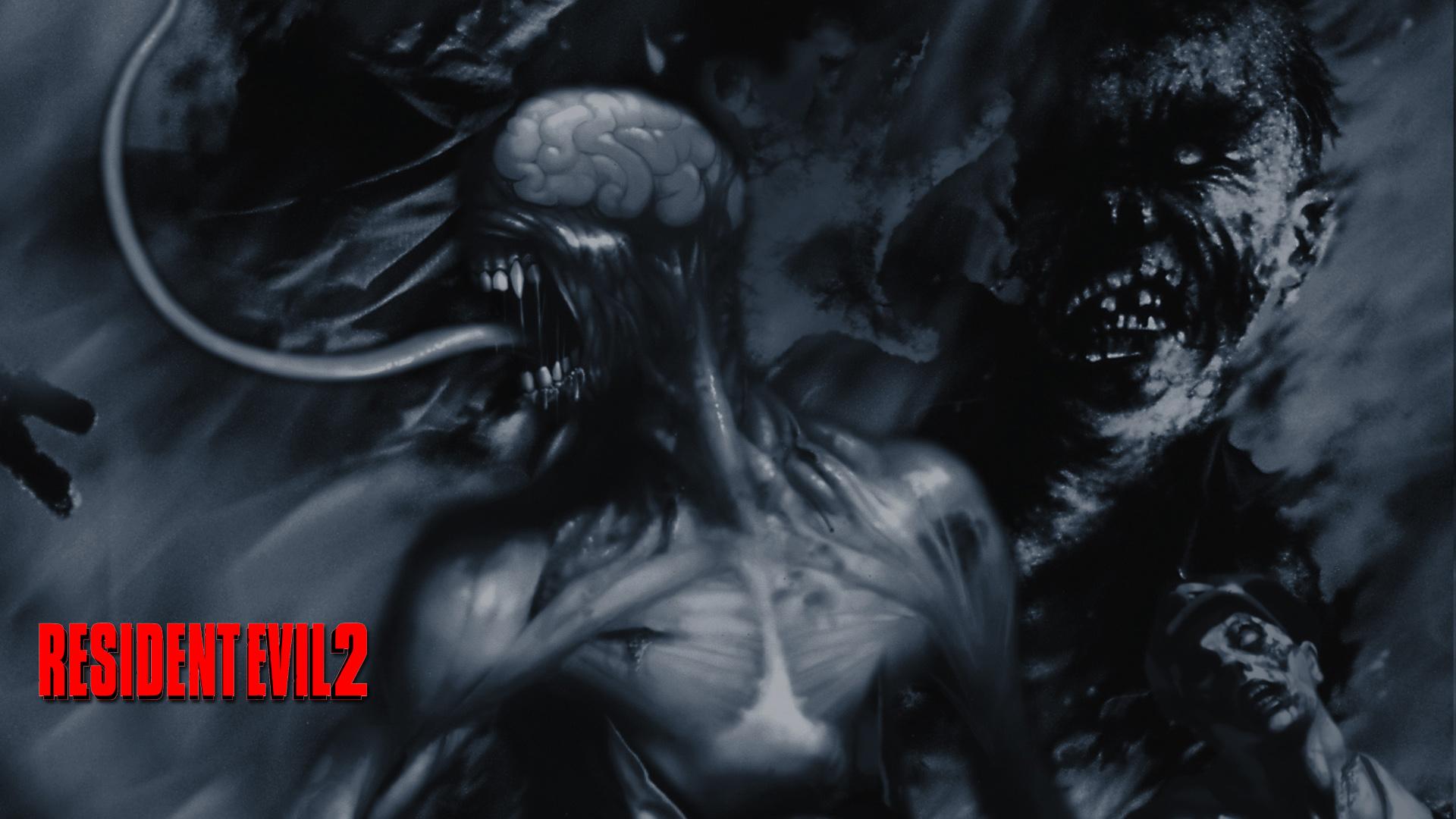 Resident Evil 2 - Wallpapers