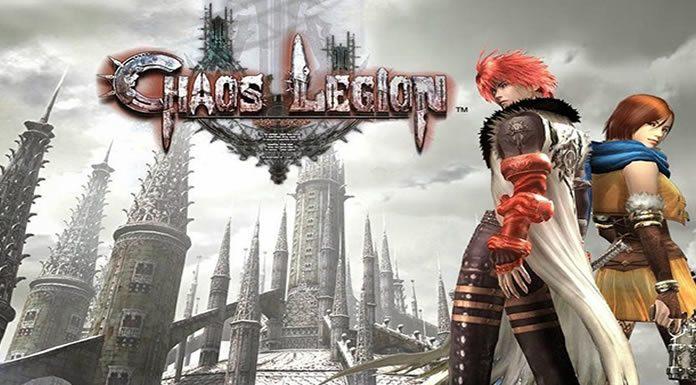 Chaos Legion 01