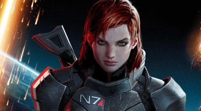 Shepard Mass Effect 01