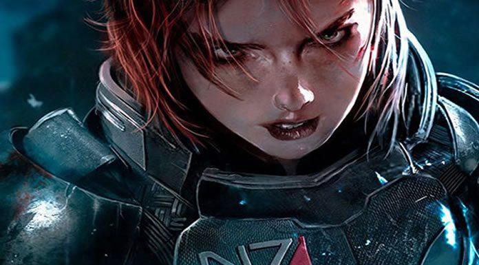 Shepard Mass Effect 02