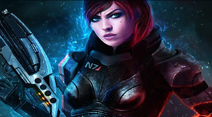 Shepard Mass Effect 04