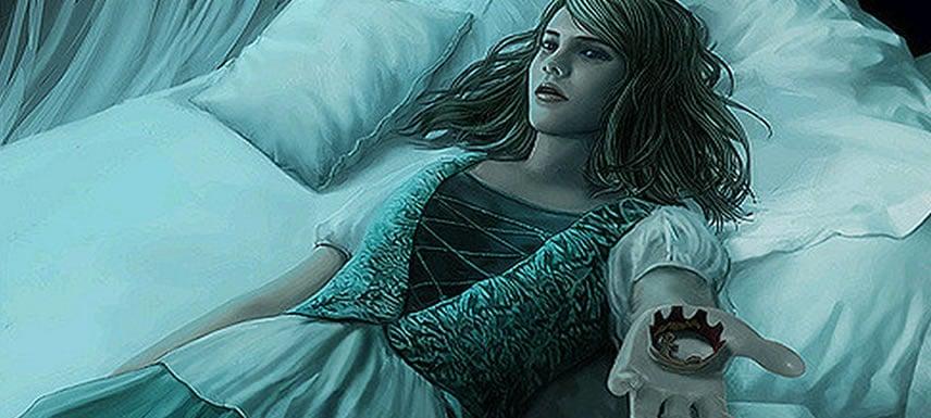 Briar Rose Dark Parable 03