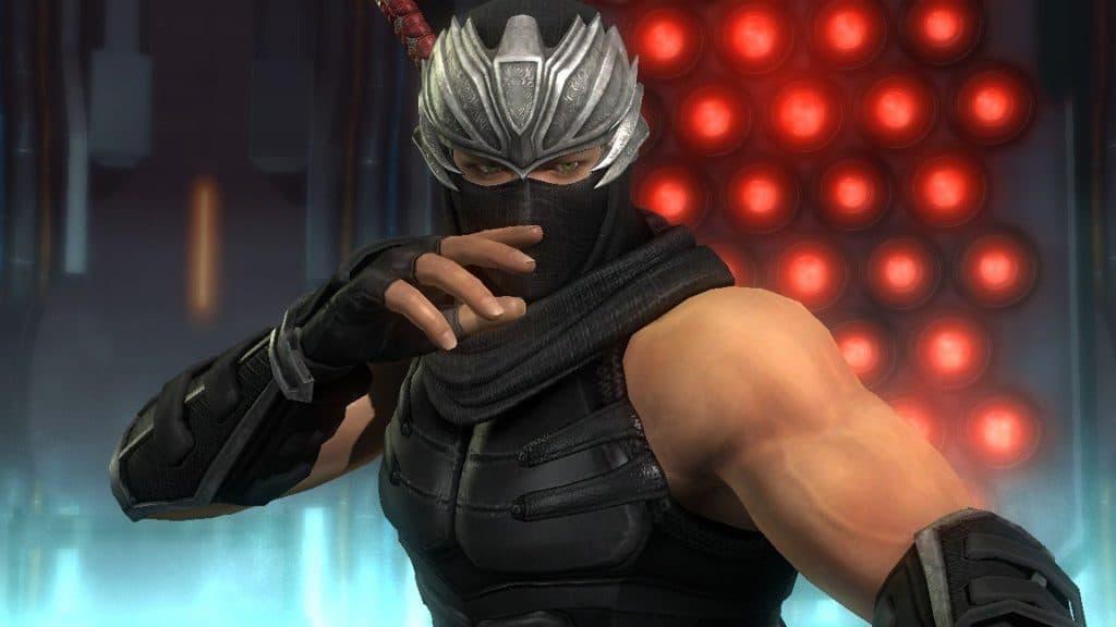 Ryu Hayabusa 01