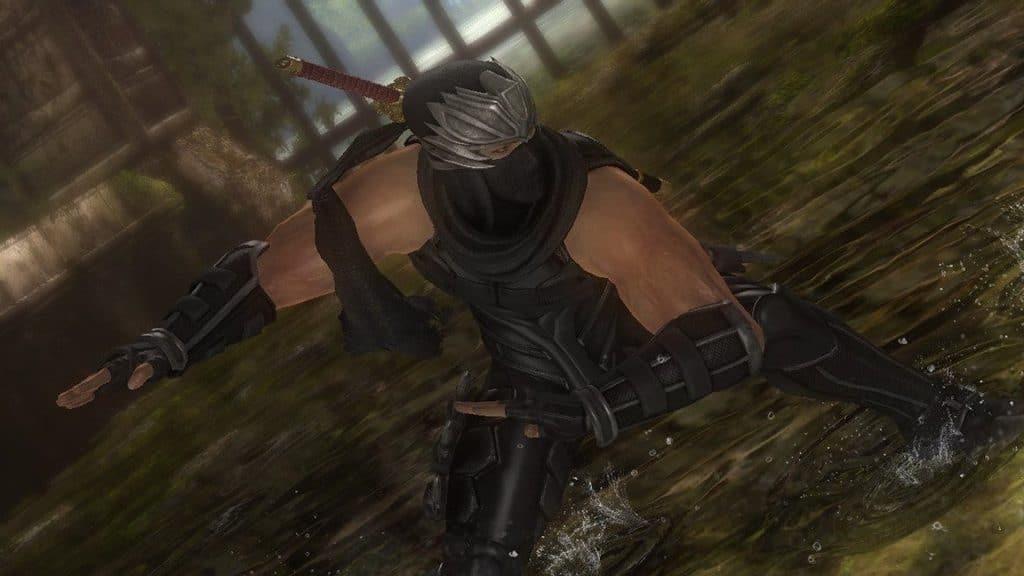 Ryu Hayabusa 04