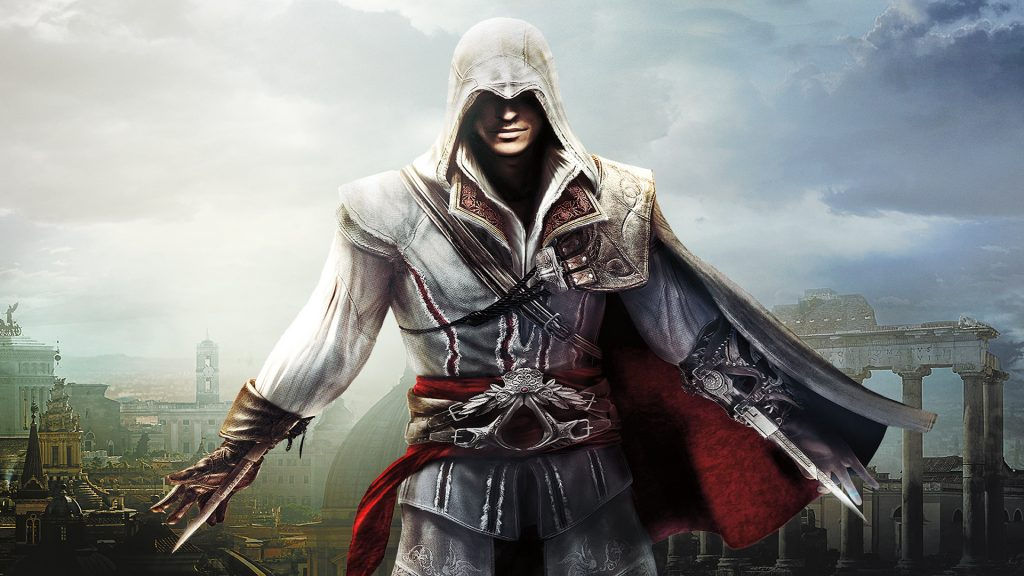Ezio Assassins Creed 01
