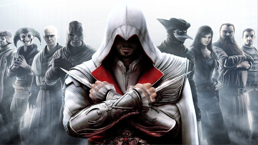 Ezio Assassins Creed 02