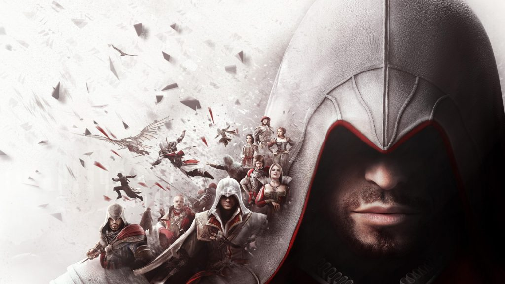 Ezio Assassins Creed 03