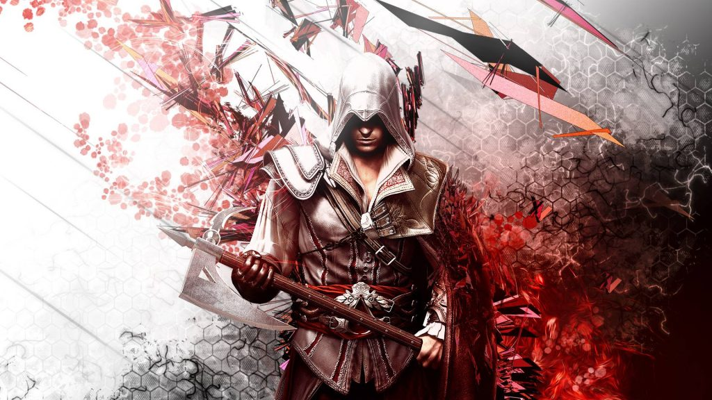 Ezio Assassins Creed 04
