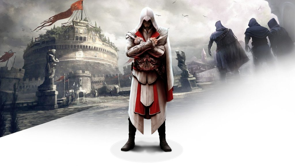 Ezio Assassins Creed 05