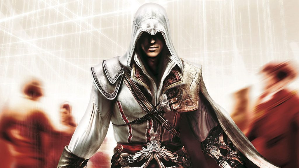 Ezio Assassins Creed 06