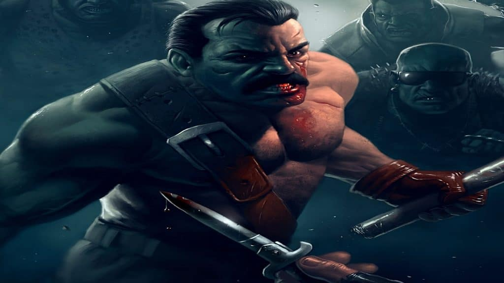 Mike Haggar Final Fight 01
