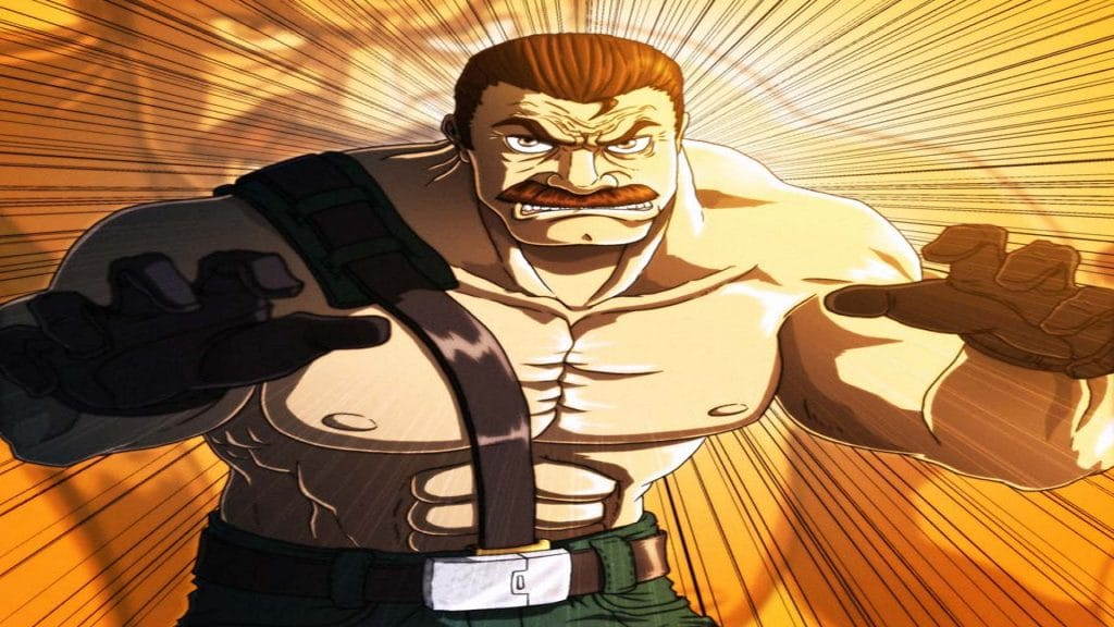 Mike Haggar Final Fight 02