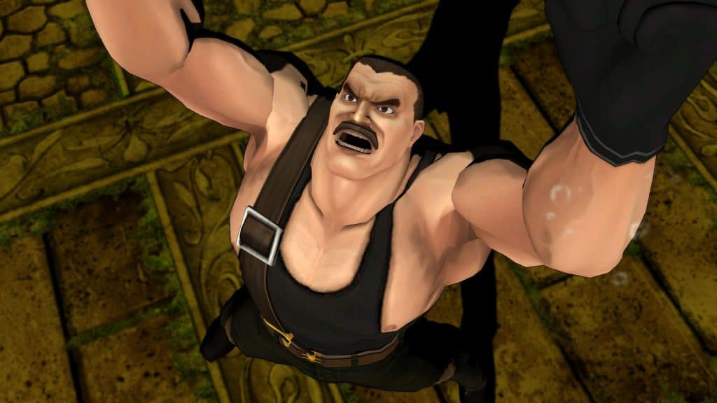 Mike Haggar Final Fight 03