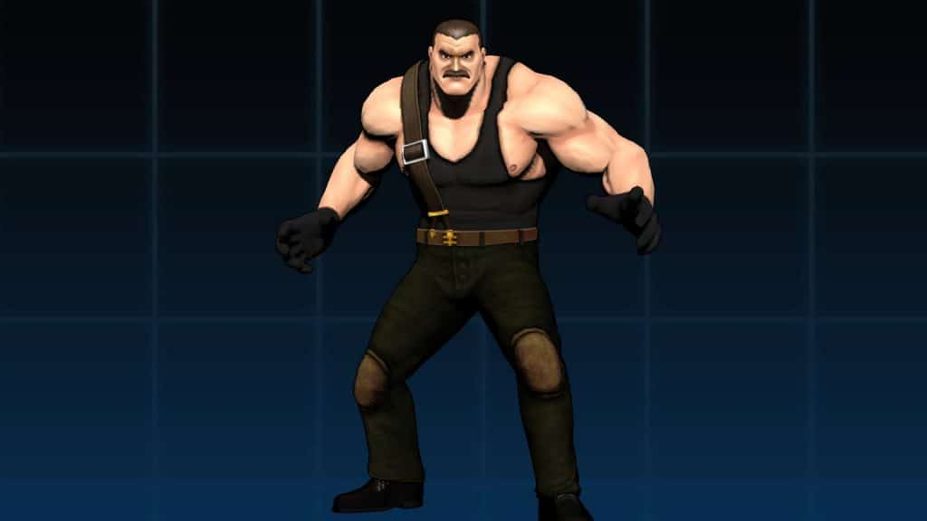 Mike Haggar Final Fight 04