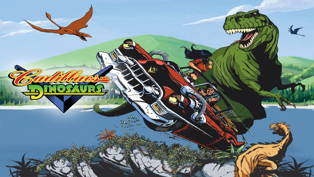 Cadillacs and Dinosaurs 01
