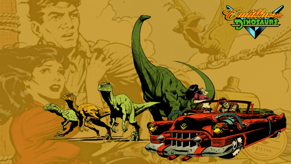 Cadillacs and Dinosaurs 04