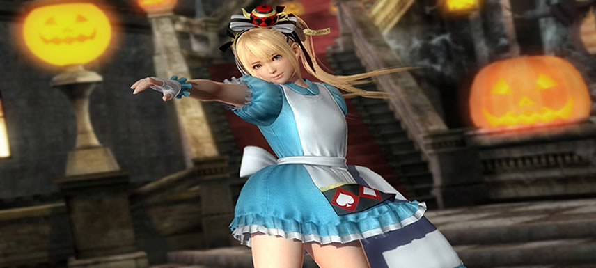 Marie Rose Dead or Alive 04