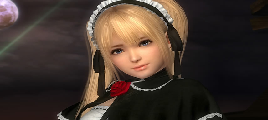 Marie Rose Dead or Alive 05