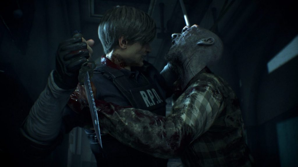 RE2 Remake 03