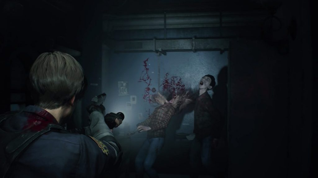 RE2 Remake 07