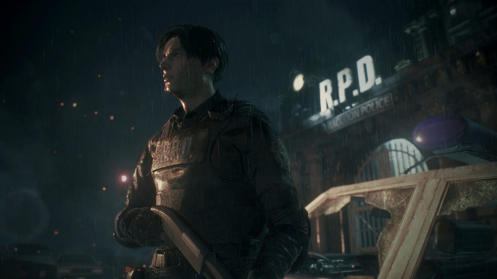 RE2 Remake 08