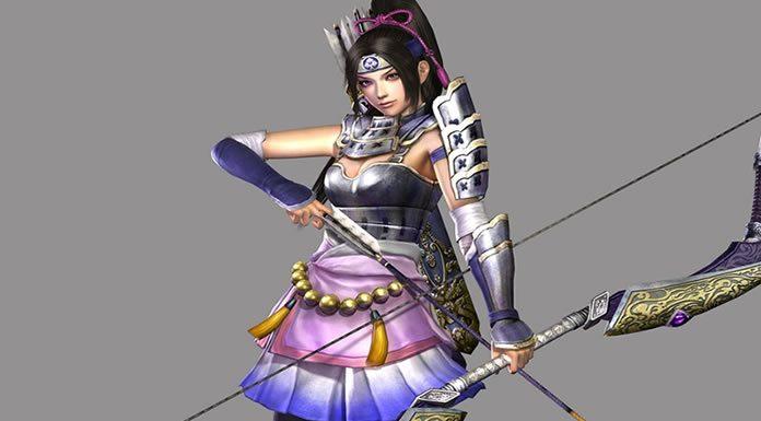 Ina Samurai Warriors 02