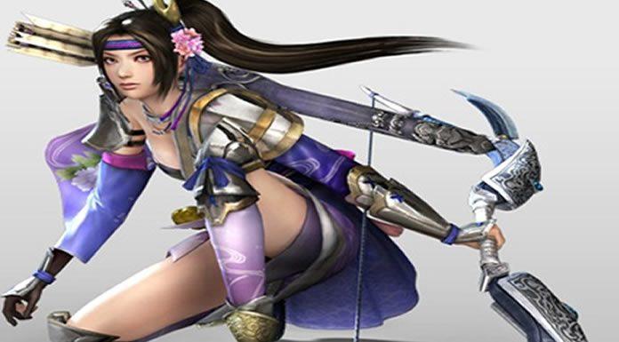 Ina Samurai Warriors 03