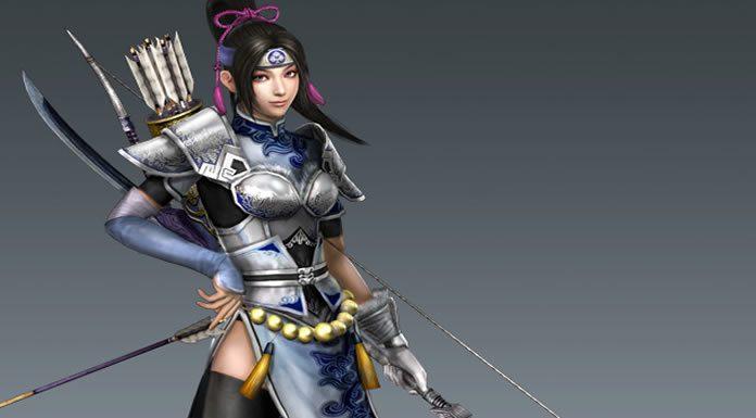 Ina Samurai Warriors 04