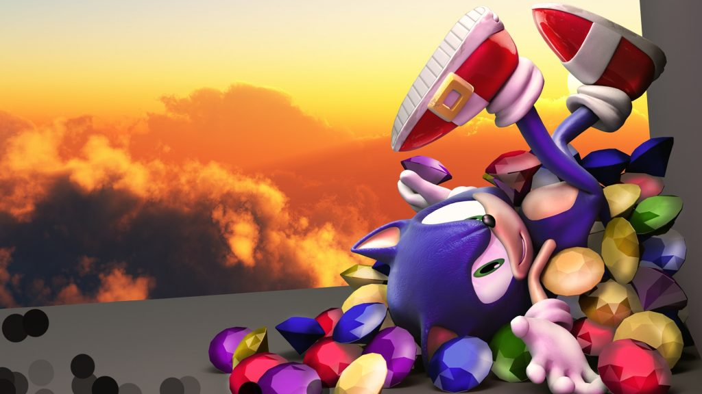 Sonic the Hedgehog 07