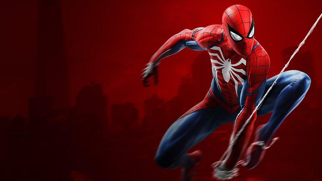 Spider Man PS4 01