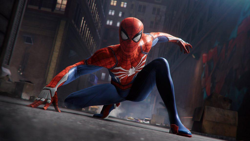 Spider Man PS4 02