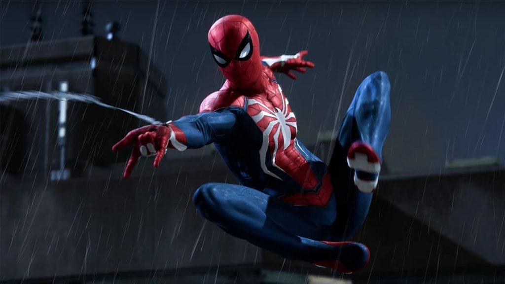 Spider Man PS4 03