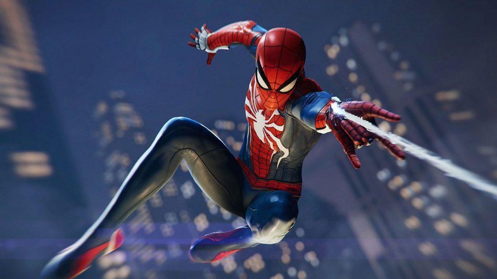 Spider Man PS4 04