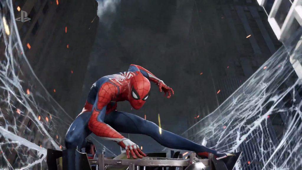 Spider Man PS4 05