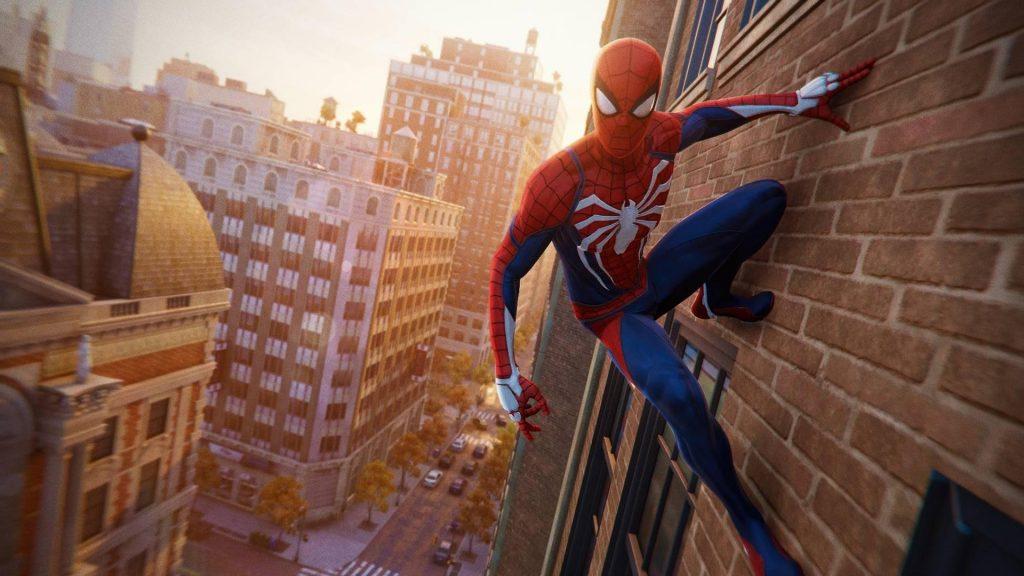 Spider Man PS4 06