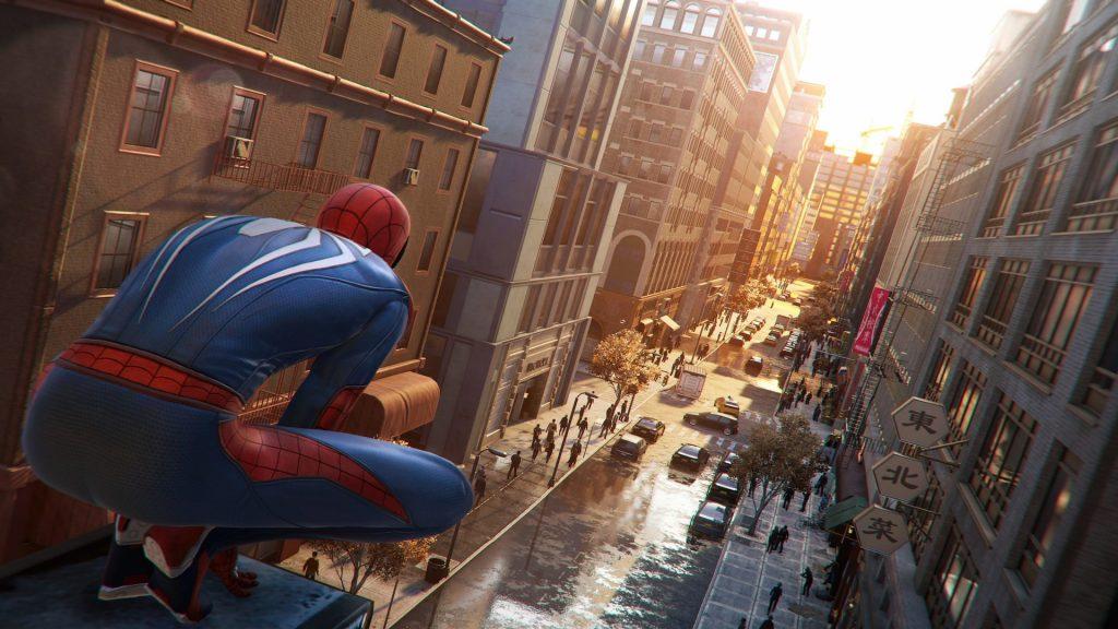 Spider Man PS4 07