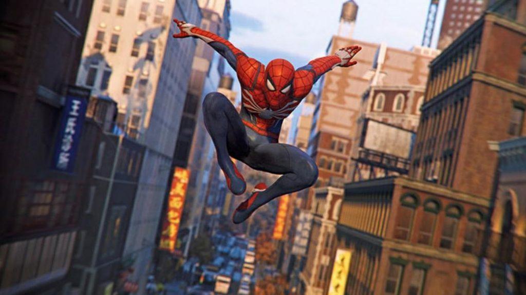 Spider Man PS4 08