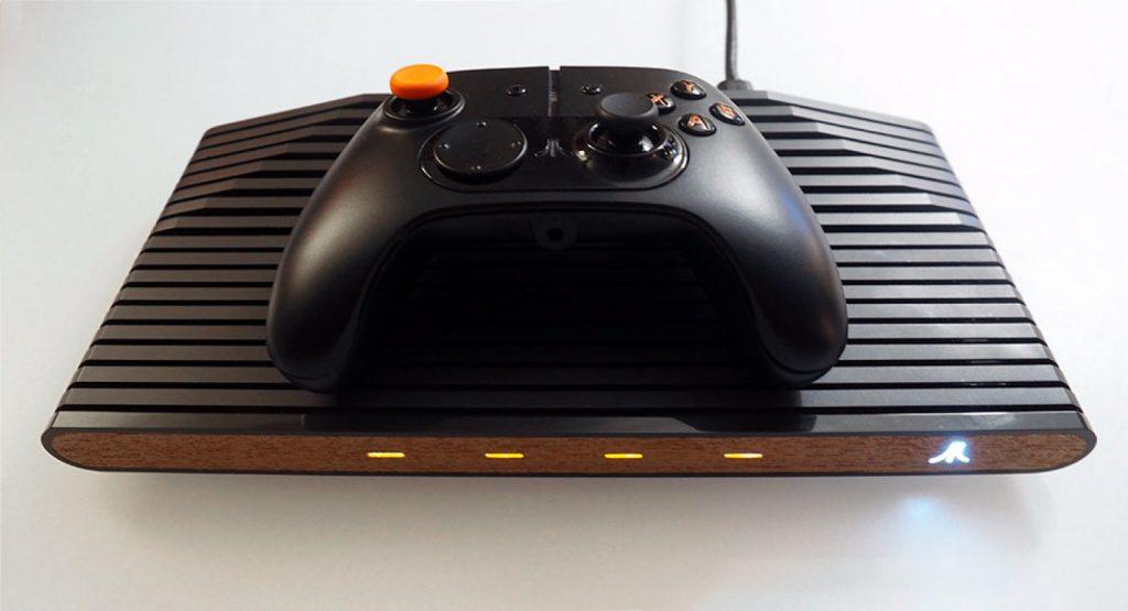 "O novo console da Atari, o ""Atari VCS"", será o concorrente do Intellivision Amico."